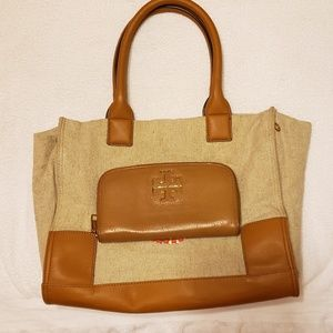 Tory Burch Bags - Tory Burch tote and wallet set